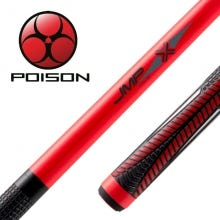 Poison VX4 JMP Jump Cue - Red