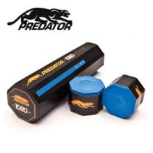 Predator 1080 Pure Billiard Chalk - 5 pcs box