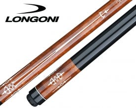Longoni * Ferrara Brown Carom Billiard Cue