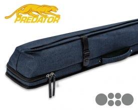 Predator Urbain 2x4 Hard cue case - Blue