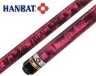 Queue de billard français Hanbat PLUS-6 Rose