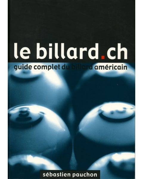 Le Billard.ch - Sébastien Pauchon (French)