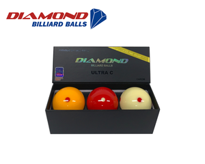 Diamond Ultra-C Dynamic 61,5mm Carom Billiard Balls