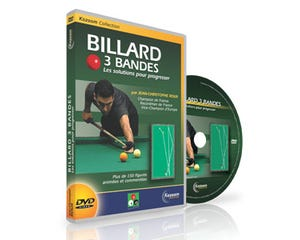 Learn 3 Cushion Billiard - Jean-Christophe Roux