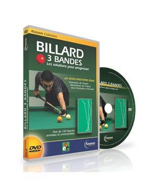 Learn 3 Cushion Billiard - Jean-Christophe Roux