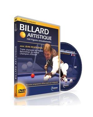 Artistic billiard - Jean Reverchon