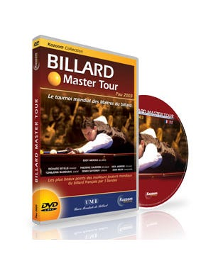 Billiard Master Tour - Pau 2003