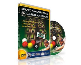 DVD - Grand National 8 Pool - Rennes 2004