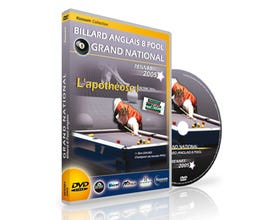 DVD - Grand National 8 Pool - Rennes 2005