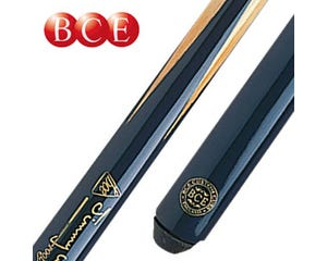 BCE Jimmy White Blue - 8 Pool & Snooker Cue
