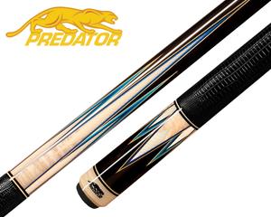Predator LE TS16 Ebony Pool Cue + Roadline 2x2 Cue Case