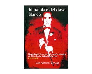 El hombre del clavel blanco - Luis Alberto Venosa