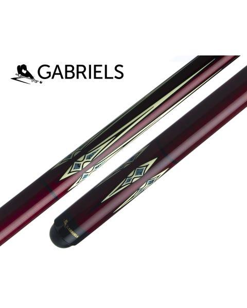Gabriels Karambol Billard Queue Modell 1
