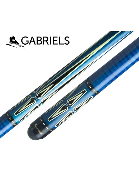 Gabriels Carom Billiard Cue Model 1