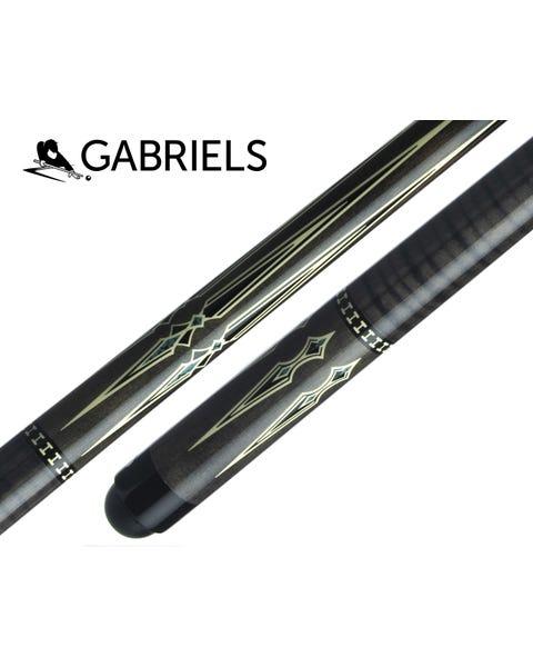 Gabriels Carom Billiard Cue Model 3 -Thumbnail
