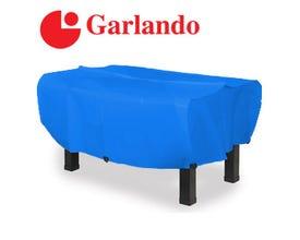 Abdeckung für Garlando Tischkicker - blau