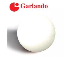 Balle de Baby Foot Garlando Plastique Blanche - Babyfoot