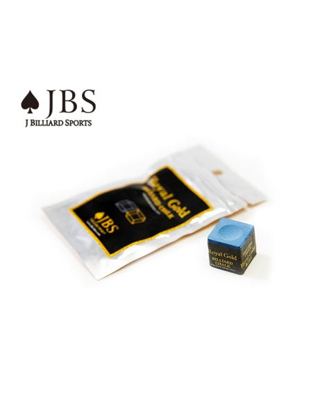 JBS Royal Gold 1 Billiard Krijt