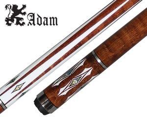 Taco de Billar Adam Super Pro X2 No 3 Gran Prestigio II