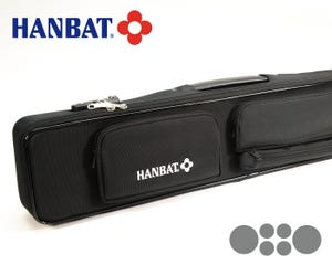 Hanbat HB-24 Premium Billiard Cue Case - Black