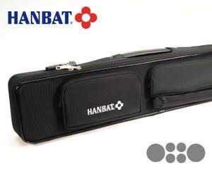 Hanbat HB-24 Black billiard cue case - 2x4