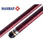 Hanbat Plus-6 Red Carom Billiard Cue
