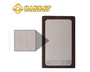 Hanbat Cue Tip Sanding Block