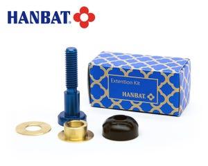 Kit de extensión para taco Hanbat