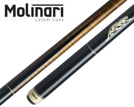 Molinari by Predator HEO-1 Dreiband Billard Queue
