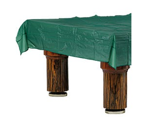 Plastic Table Cover - Billiard Table cover