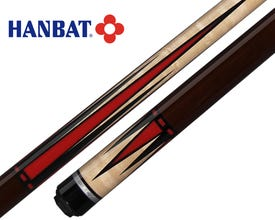 Taco de Billar Carambola Hanbat Plus-8S Wine Beta