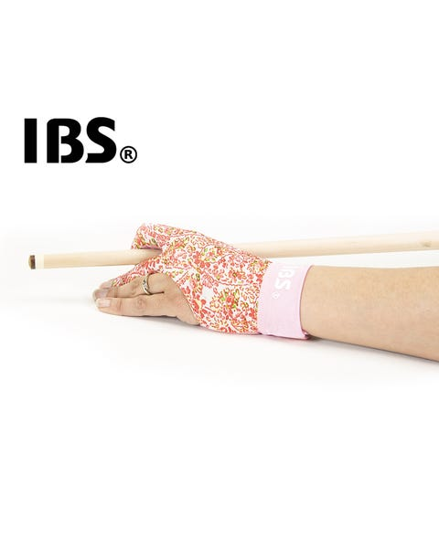 IBS Lady Billiard Glove Pink