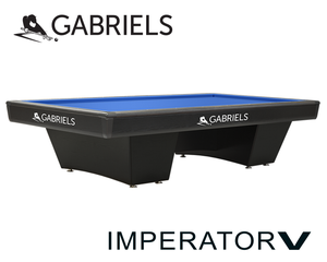 Gabriels Imperator V Carom Billiard Table - 284 x 142 cm