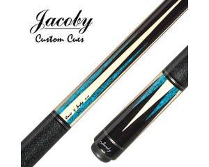 Jacoby Custom Ebbenhout en Turkoois Poolkeu