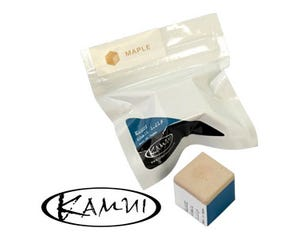 Kamui 0.98 β Beta Billiard Chalk - Maple/Beige