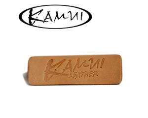 Kamui Leather Tip Burnisher