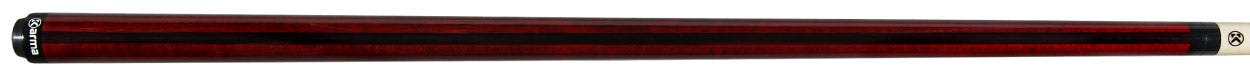 Karma Patti Burgundy Billiard Cue