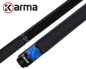 Karma Blue Satika Carambole Biljartkeu - K2 Handgreep