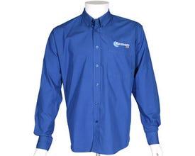 Camisa de billar Kozoom Azul Royal