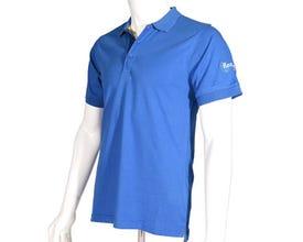 Polos-Shirt Kozoom für Billard - Blau