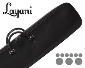 Layani Elegant 3x6 Billiard Cue Case