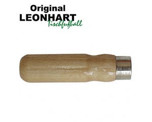 Leonhart Tafelvoetbal handgreep - Hout