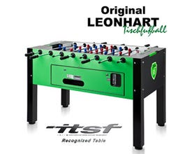 Leonhart Professional Foosball Table - Table Soccer