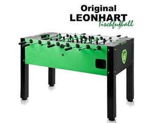 Leonhart Tournament ITSF Official Foosball Table - Table Soccer