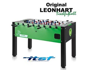 Leonhart Sport Foosball Table - ITSF Training Table Soccer
