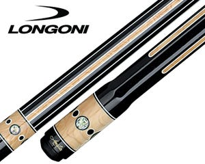 Longoni Signature Amalia Billiard Cue by Frédéric Caudron - Wood Joint