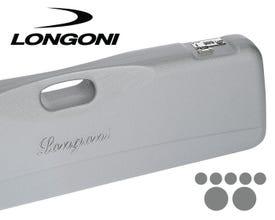 Estuche o Taquera para taco de billar longoni avant pro de aluminio de 2x5 o 3x4