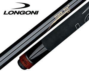 Longoni Black Fox2 Black Alcantara