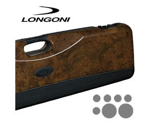 Etui queue de Billiard Longoni California 2x5 ou 3x4 - Mallette