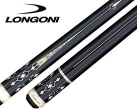 Longoni Custom Pro Armonia Biljartkeu door Frédéric Caudron - VP2